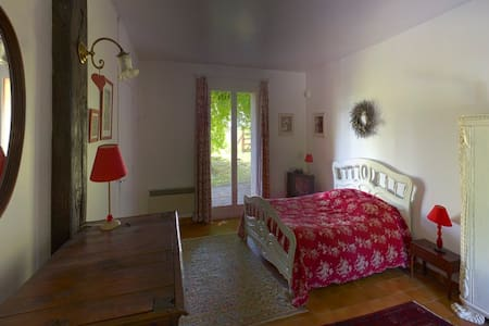 Chambres doubles - Bed & Breakfast