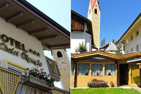 Benvenuti All´Hotel Chalet Olympia - Bed & Breakfast