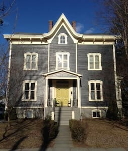 Victorian In Saugerties Village - Σπίτι