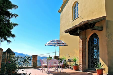 PANORAMIC VIEWS HOUSE TUSCANY HEART - Guardistallo