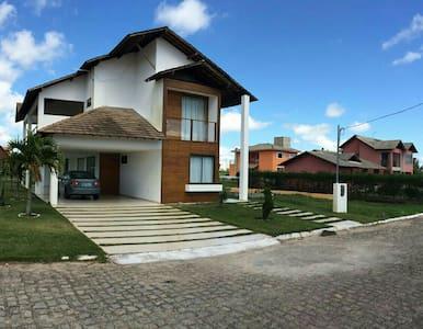 Casa no Condomínio Águas da Serra em Bananeiras-PB - Solânea - House