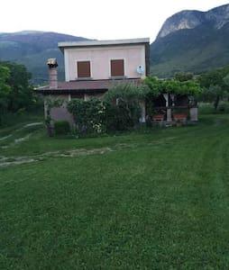 CHALET-VILLA MAZZICANINO - Morano Calabro - Haus