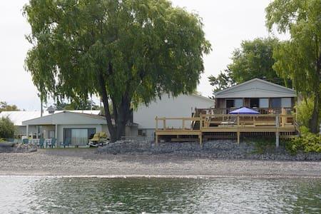 Beachfront Vacation Cottages - Ház