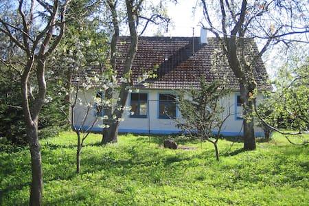 Historisches Bauernhaus mit Garten - House