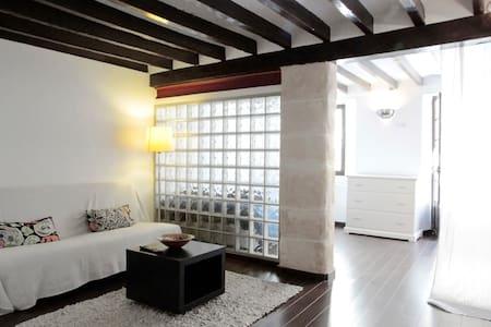 Bohemian Loft in Palma´s Old Town - Apartemen