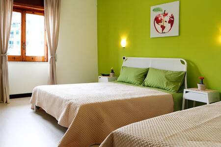 B&B Business - America room - Casalnuovo di Napoli - Bed & Breakfast