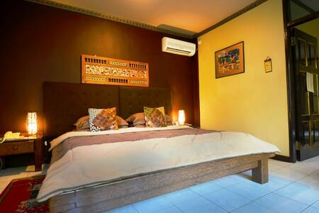 Stunning Pool View Room in Sulawesi - Wohnung