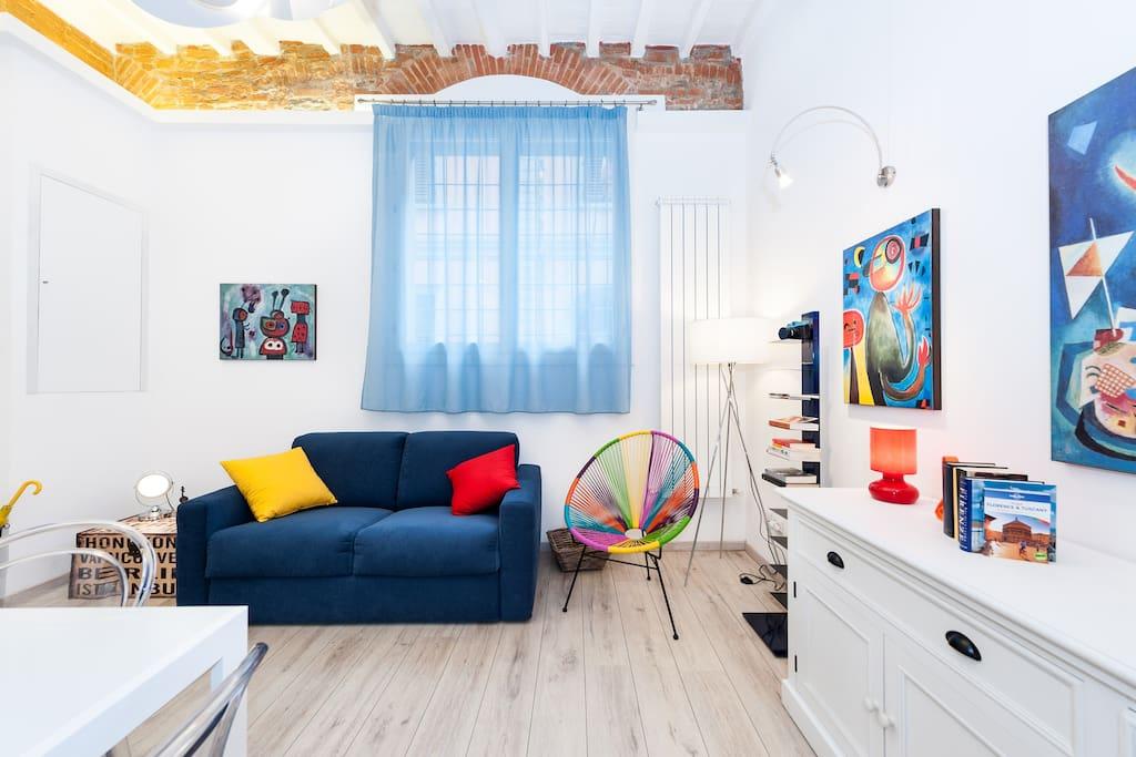 Gallery flat - S. Maria Novella