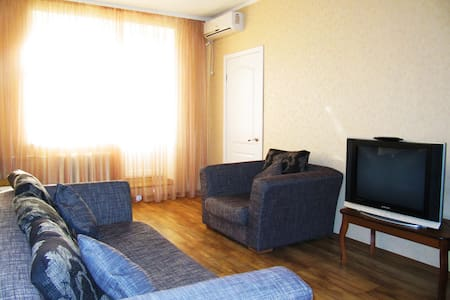 Cozy 2-room Apartment in Lugansk - Appartement