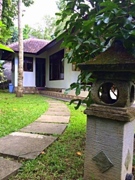 Magic house in Penestanan!