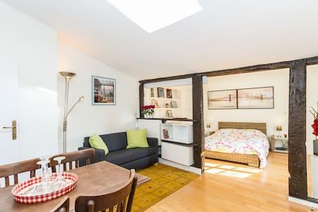 Charming studio Paris - Invalides - Paris - Apartment
