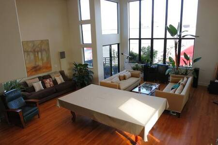 Luxury 1br loft   - 1400ft²  - San Francisco - Loft