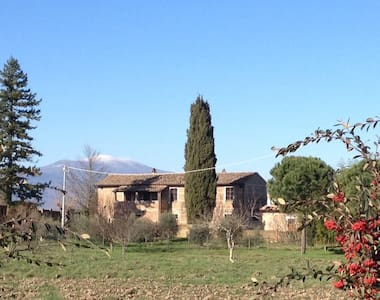 1 Bed Apt.On Southern Tuscan border