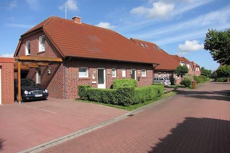 Ferienhaus an der Nordsee  - Wangerland