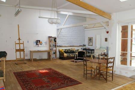 artists studio - París
