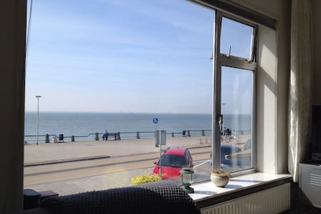 Beach apartment with sea view - Vlissingen