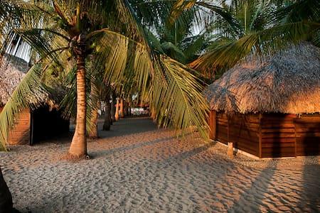 cabaña en Boca del Cielo (2 pax) - tonalá - Blockhütte