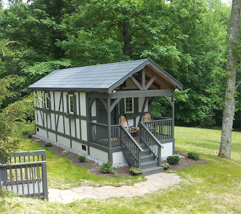 European Style Cabin  - Stuga