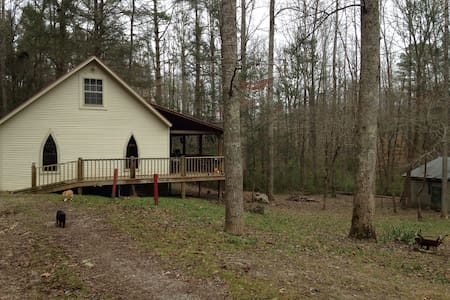 Welcome to The Woods! Close To GSNP - Townsend - House