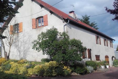 Chambre  d'amis - Saint-Romain-sous-Gourdon