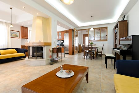 Lovely Primrose Apartment in Villa - Iraklio - Haus