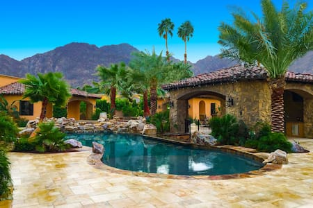 Private Casita in Indian Wells with Pool/Spa - Indian Wells - Pension