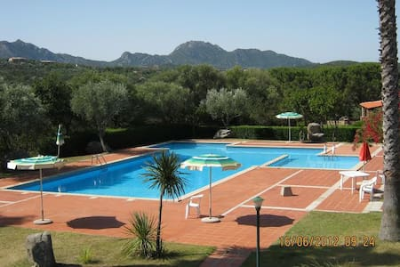 SUNSET & SEA VIEW APARTMENT 2/4 PAX - Porto Rotondo - Apartment