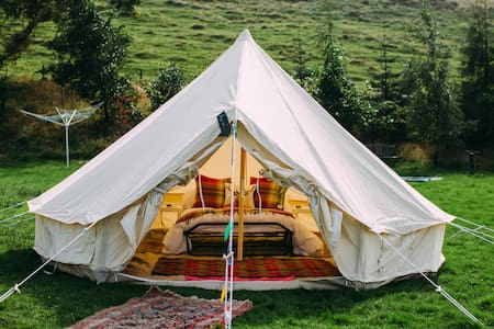 Bella, Bell Tent Glamping - Namiot