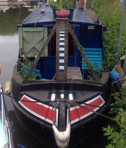 Centrally located narrow boat - Oxford - Boat