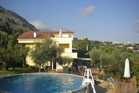 Villa Eva, Eva's home, relax. - Formia - Villa