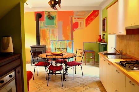 Agriturismo La Casa de Colores - House