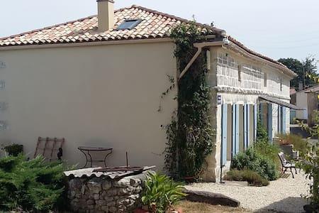 Plus belle la vue - Saint-Fort-sur-Gironde - Dům