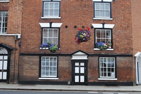 town centre cottage - Tewkesbury - Casa