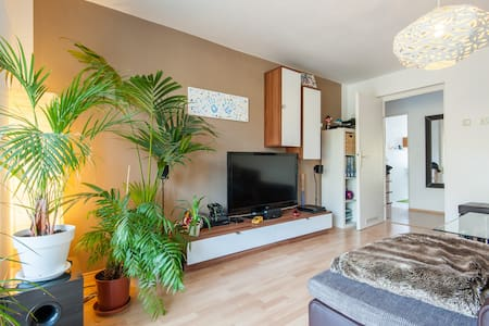 ★Cozy Room 10min to Central★Balcony - München - Apartment