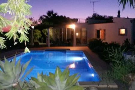 Haus, Pool, Garten, Meerblick - Faro
