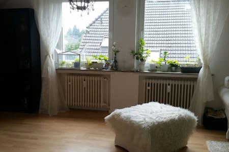 Beautyful 3 room flat - Pattensen - Appartement