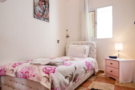 Single White Room Rabat CentreVille - Byt