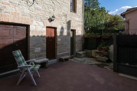Frasassi Caves - Camponocecchio - Talo