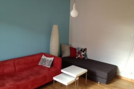 fully furnished appartment 1st fl.