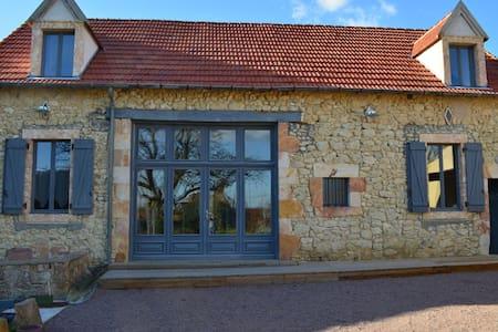 Gîte Marimorena Grange - Hus