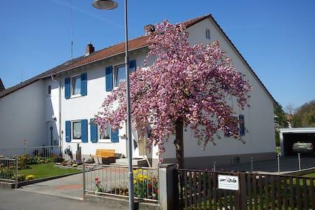 Ferienwohnung Eiche-Stadelhofer - Appartement