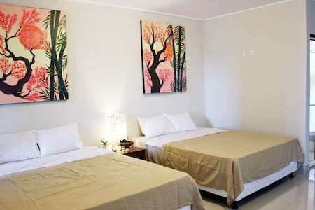 A17 -NEW-2 Queen Bed,FREE BREAKFAST