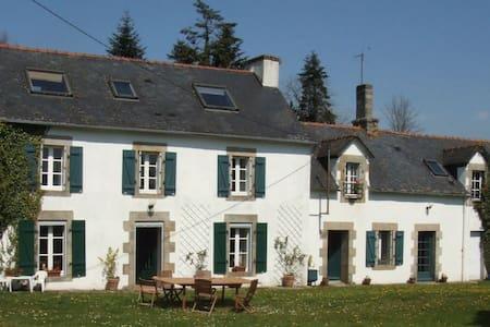 A beautiful Breton Farmhouse, Cottage & Barn - House
