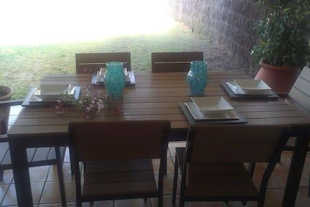 Golf, playa y descanso - Jerez - House