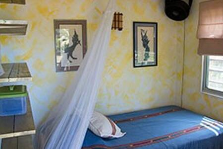 Danyasa Eco-Retreat Single Bed - Dominical, Costa Rica - Bed & Breakfast