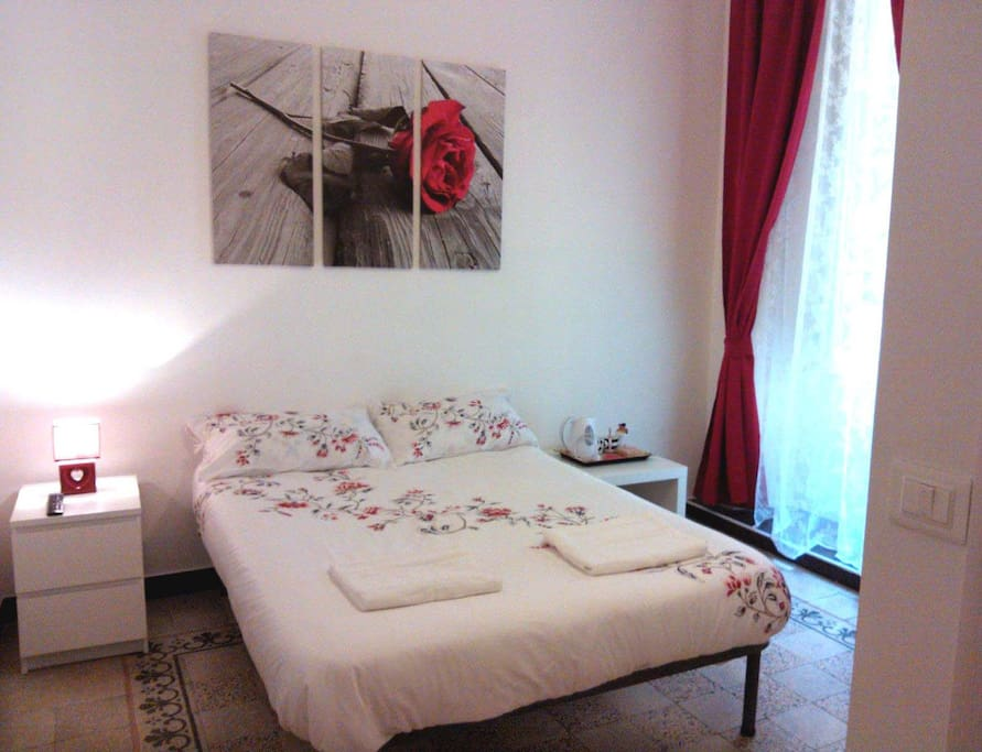 DOUBLE ROOM WITH WC NEAR COLOSSEUM