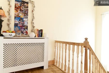 Twin Room Hammersmith Kensington - London - Hus