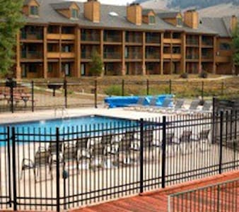 Winter Park/Granby Ranch Area-Studio Condo$50-95 - Appartamento