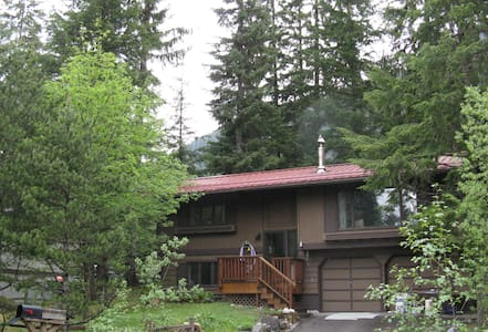 Mendenhall Glacier Bed & Breakfast