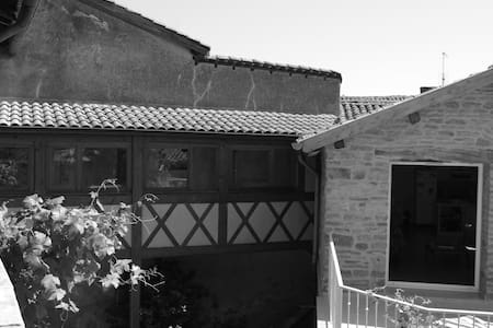 Character house in Beaujolais - House